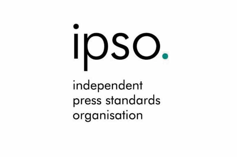 IPSO Rules Against DailyRecord.co.uk